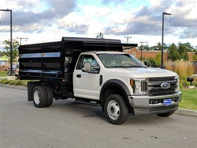 2019 F-550 Regular Cab DRW 4x4,  Rugby Landscape Dump #N8795 - photo 3