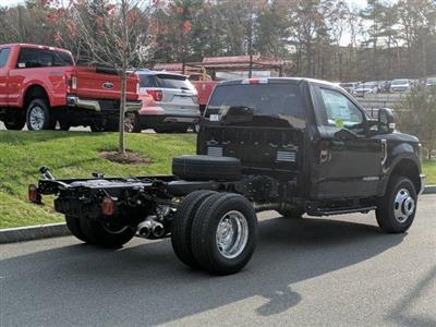2019 F-350 Regular Cab DRW 4x4, Cab Chassis #N8796 - photo 2