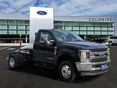 2019 F-350 Regular Cab DRW 4x4, Cab Chassis #N8796 - photo 1