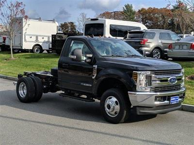 2019 F-350 Regular Cab DRW 4x4, Cab Chassis #N8796 - photo 3