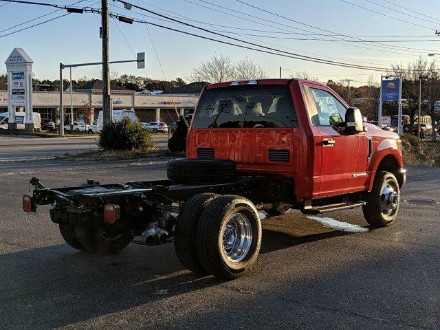 2019 F-350 Regular Cab DRW 4x4, Cab Chassis #N8807 - photo 2
