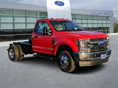2019 F-350 Regular Cab DRW 4x4, Cab Chassis #N8807 - photo 1