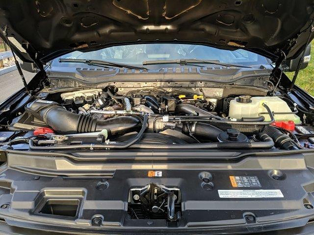 2019 F-550 Super Cab DRW 4x4, Reading Panel Service Body #N8809 - photo 18