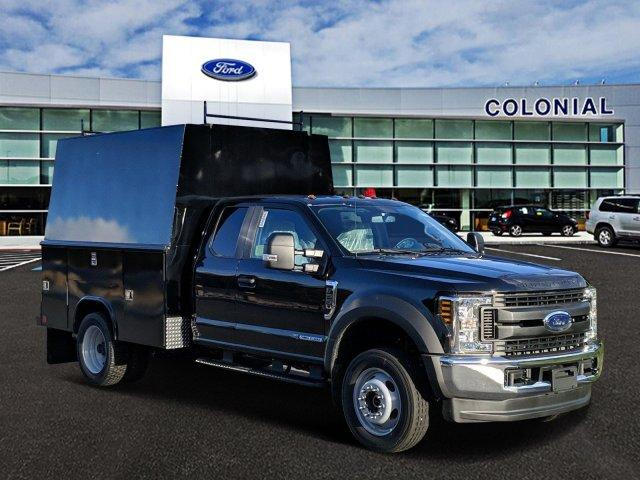 2019 F-550 Super Cab DRW 4x4, Reading Panel Service Body #N8809 - photo 19
