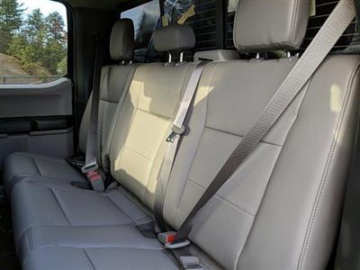 2019 F-550 Super Cab DRW 4x4, Reading Panel Service Body #N8809 - photo 17