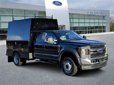 2019 F-550 Super Cab DRW 4x4, Reading Panel Service Body #N8809 - photo 1