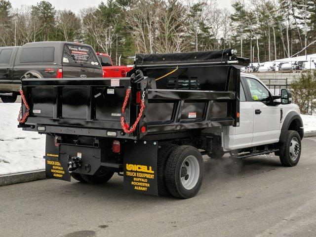 2019 F-550 Super Cab DRW 4x4, Reading Marauder Dump Body #N8830 - photo 2