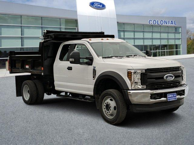 2019 Ford F-550 Super Cab DRW 4x4, Reading Marauder Dump Body #N8830 - photo 1