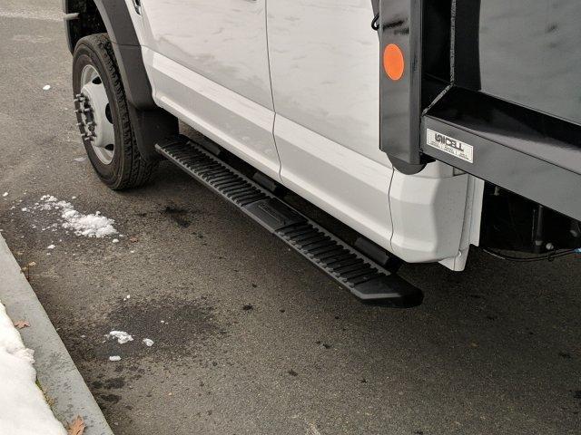 2019 Ford F-550 Super Cab DRW 4x4, Reading Marauder Dump Body #N8830 - photo 11