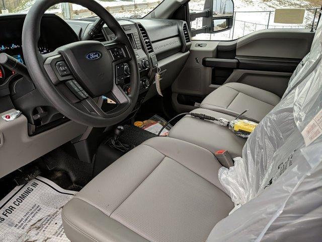 2019 Ford F-550 Super Cab DRW 4x4, Reading Marauder Dump Body #N8830 - photo 16