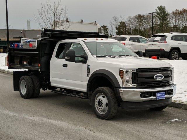 2019 F-550 Super Cab DRW 4x4, Reading Marauder Dump Body #N8830 - photo 1