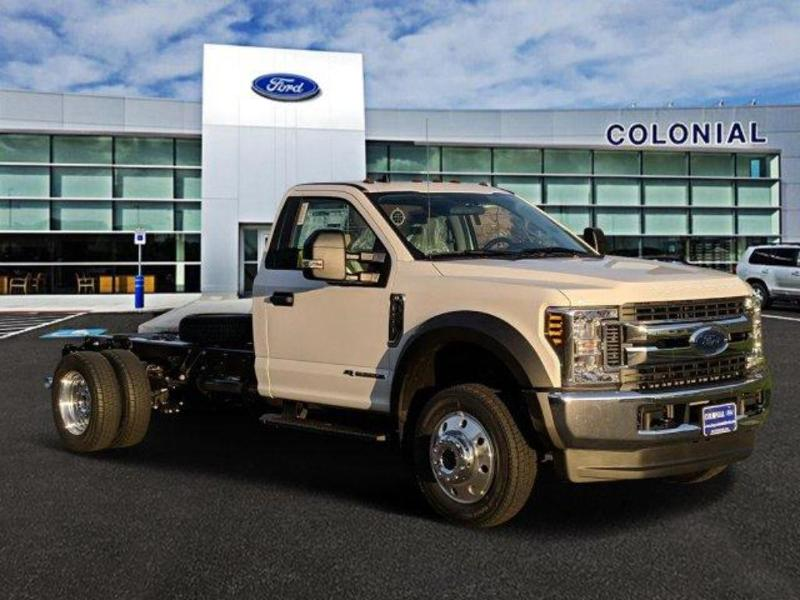 2019 F-550 Regular Cab DRW 4x4, Cab Chassis #N8840 - photo 1