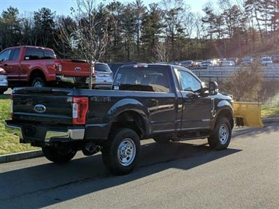2019 F-350 Regular Cab 4x4, Fisher Snowplow Pickup #N8841 - photo 3