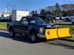 2019 F-350 Regular Cab 4x4, Fisher Snowplow Pickup #N8841 - photo 1