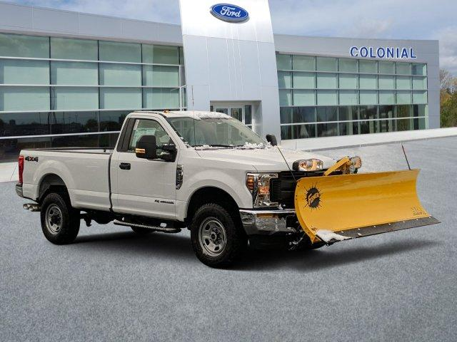 2019 Ford F-350 Regular Cab 4x4, Fisher Pickup #N8842 - photo 1