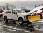 2019 F-350 Regular Cab 4x4, Fisher Snowplow Pickup #N8842 - photo 1