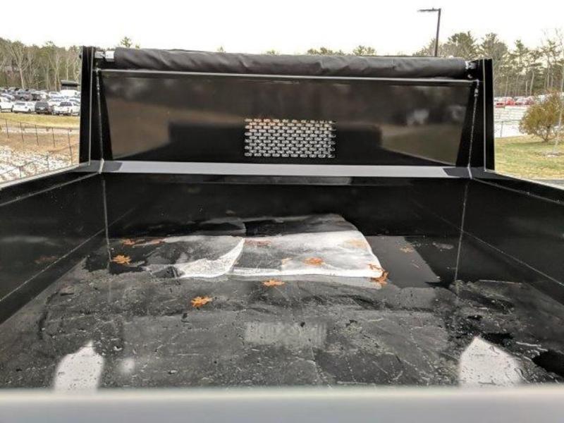 2019 F-550 Super Cab DRW 4x4, Iroquois Brave Series Steel Dump Body #N8854 - photo 6