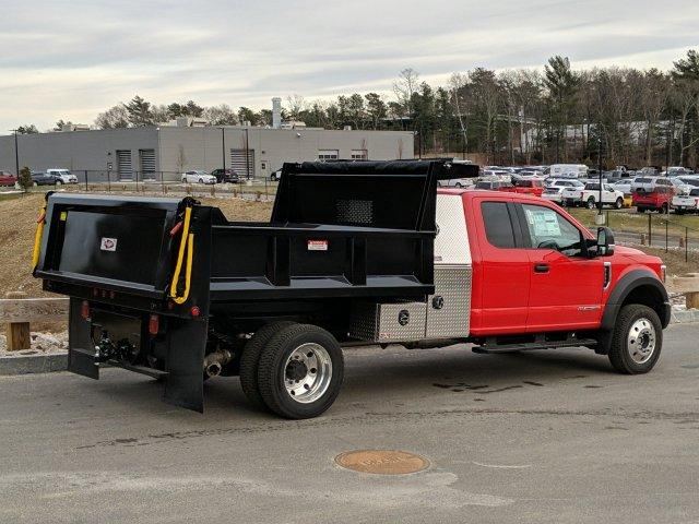 2019 F-550 Super Cab DRW 4x4, Iroquois Brave Series Steel Dump Body #N8854 - photo 2