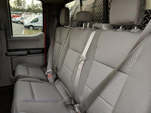 2019 F-550 Super Cab DRW 4x4, Iroquois Brave Series Steel Dump Body #N8854 - photo 20