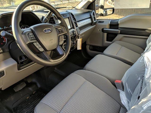 2019 Ford F-550 Super Cab DRW 4x4, Iroquois Brave Series Steel Dump Body #N8855 - photo 19