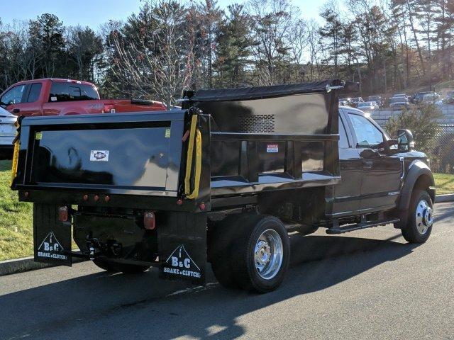 2019 Ford F-550 Super Cab DRW 4x4, Iroquois Brave Series Steel Dump Body #N8855 - photo 3