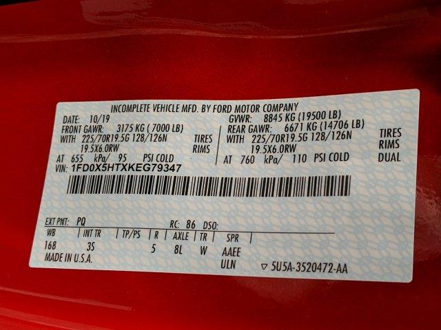 2019 Ford F-550 Super Cab DRW 4x4, Iroquois Brave Series Steel Dump Body #N8858 - photo 20