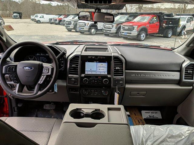 2019 F-550 Super Cab DRW 4x4, Iroquois Brave Series Steel Dump Body #N8858 - photo 3