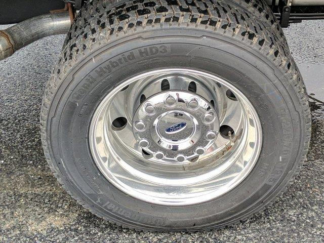 2019 Ford F-550 Super Cab DRW 4x4, Iroquois Brave Series Steel Dump Body #N8858 - photo 7