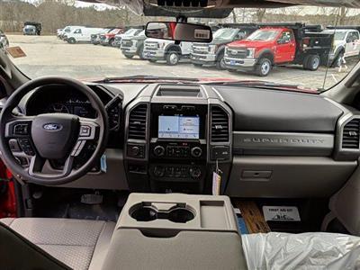 2019 Ford F-550 Super Cab DRW 4x4, Iroquois Brave Series Steel Dump Body #N8858 - photo 27