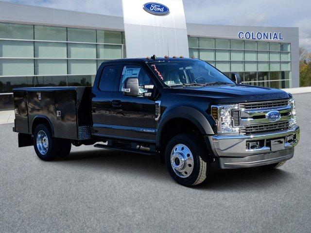 2019 Ford F-550 Super Cab DRW 4x4, Reading Classic II Steel Service Body #N8859 - photo 1