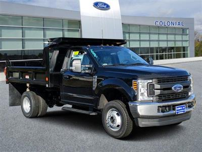 2019 F-350 Regular Cab DRW 4x4, Reading Marauder Dump Body #N8876 - photo 1