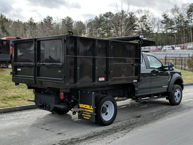 2019 Ford F-550 Super Cab DRW 4x4, Reading Landscape Dump #N8881 - photo 1