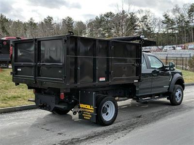 2019 Ford F-550 Super Cab DRW 4x4, Reading Landscaper SL Landscape Dump #N8881 - photo 2