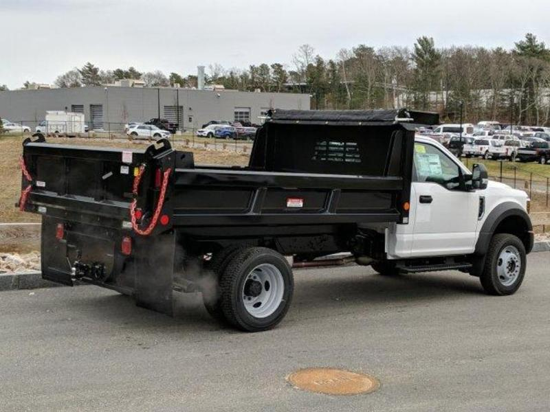 2019 F-550 Regular Cab DRW 4x4, Dump Body #N8885 - photo 2