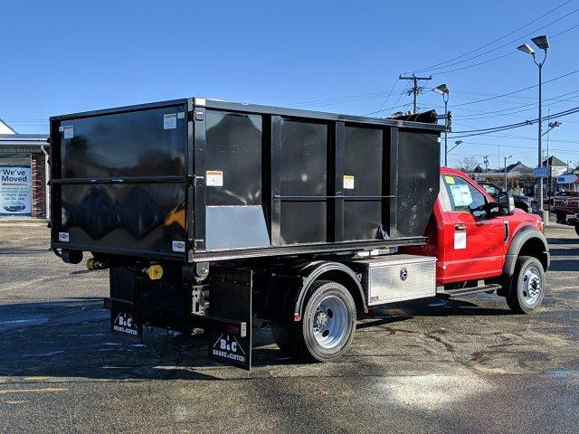 2019 F-550 Regular Cab DRW 4x4, Switch N Go Hooklift Body #N8886 - photo 1