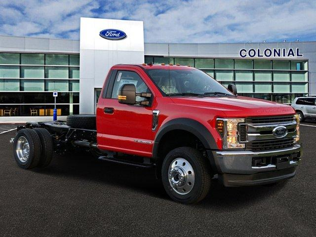 2019 F-550 Regular Cab DRW 4x4, Cab Chassis #N8893 - photo 1