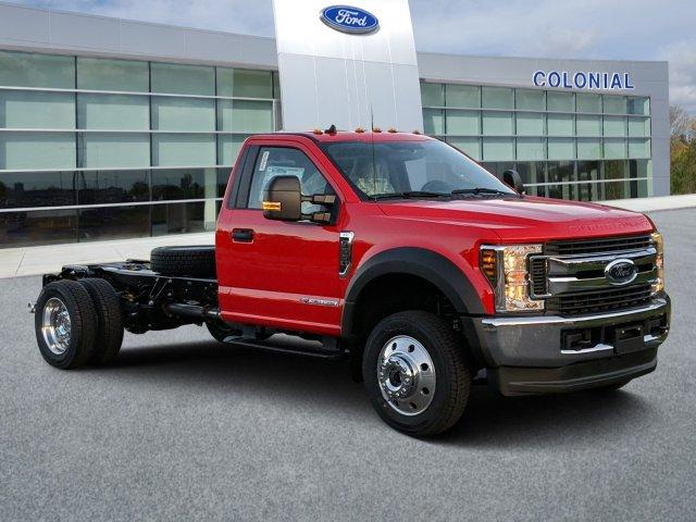 2019 F-550 Regular Cab DRW 4x4, Cab Chassis #N8893 - photo 2