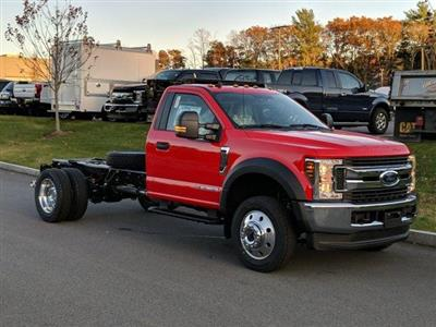 2019 F-550 Regular Cab DRW 4x4, Cab Chassis #N8893 - photo 3