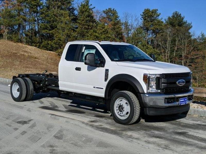 2019 F-550 Super Cab DRW 4x4, Cab Chassis #N8894 - photo 1