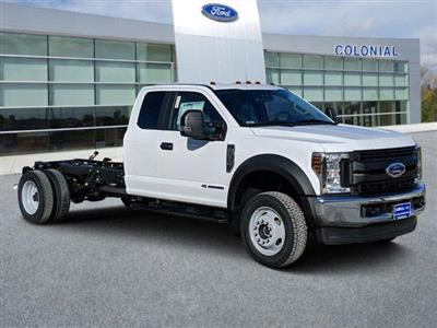 2019 Ford F-550 Super Cab DRW 4x4, Cab Chassis #N8894 - photo 1