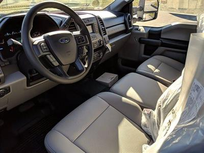 2019 Ford F-550 Super Cab DRW 4x4, Cab Chassis #N8894 - photo 11