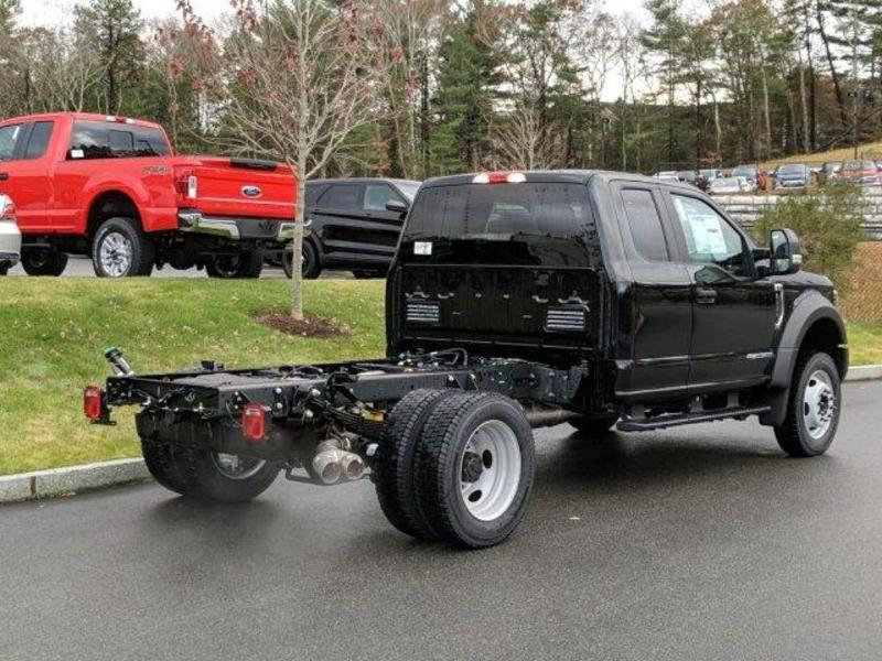 2019 F-550 Super Cab DRW 4x4, Cab Chassis #N8895 - photo 1