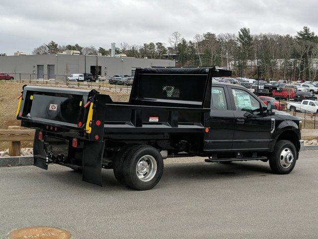2019 Ford F-350 Super Cab DRW 4x4, Iroquois Brave Series Steel Dump Body #N8899 - photo 3