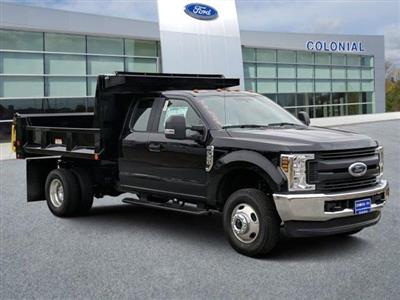 2019 Ford F-350 Super Cab DRW 4x4, Iroquois Brave Series Steel Dump Body #N8899 - photo 2