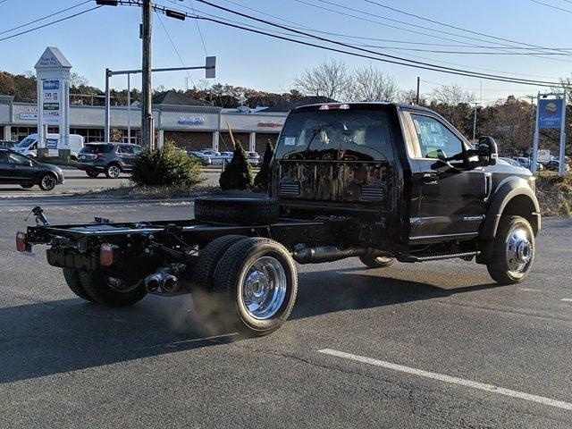 2019 Ford F-550 Regular Cab DRW 4x4, Cab Chassis #N8908 - photo 2