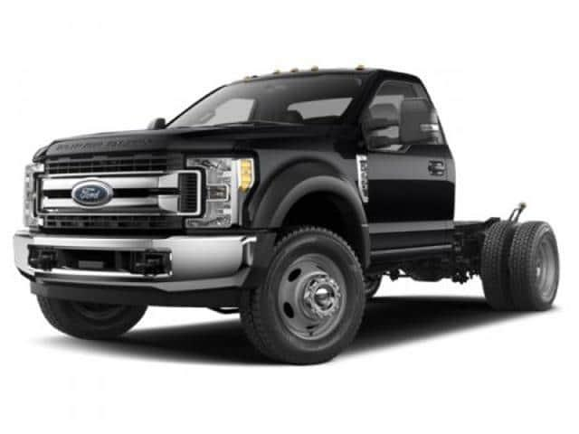 2019 Ford F-550 Regular Cab DRW 4x4, Cab Chassis #N8908 - photo 1