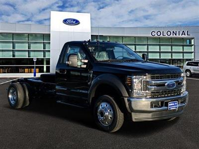 2019 Ford F-550 Regular Cab DRW 4x4, Cab Chassis #N8908 - photo 17