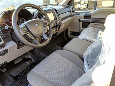 2019 Ford F-550 Regular Cab DRW 4x4, Cab Chassis #N8908 - photo 9