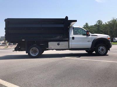 2016 Ford F-550 Regular Cab DRW 4x4, Landscape Dump #N8908A - photo 7