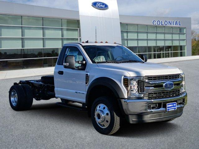 2019 Ford F-550 Regular Cab DRW 4x4, Cab Chassis #N8909 - photo 1